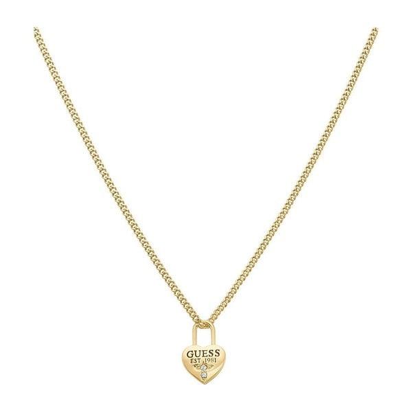 Naszyjnik Guess 1450 Gold
