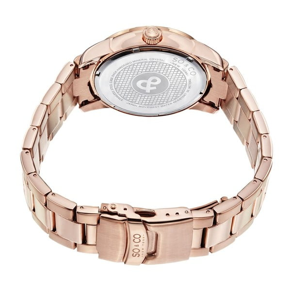 Zegarek męski Madison Watch Rose Gold