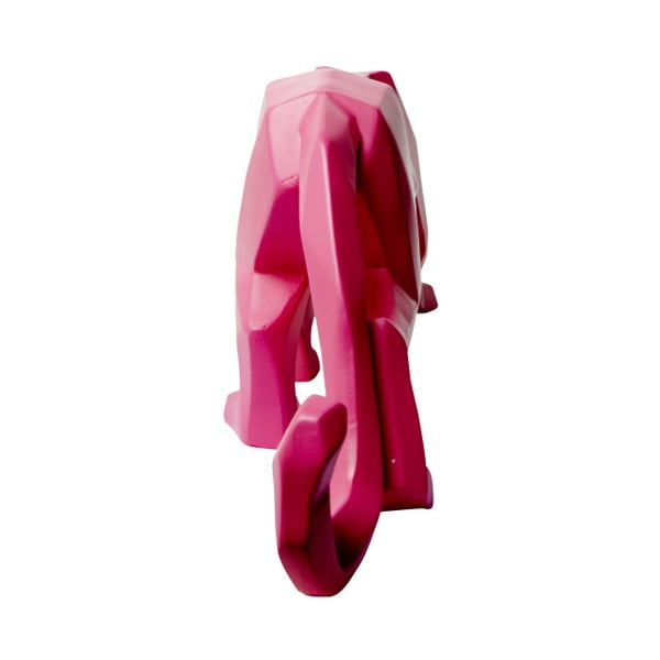 Różowa figurka dekoracyjna YWL Guepard