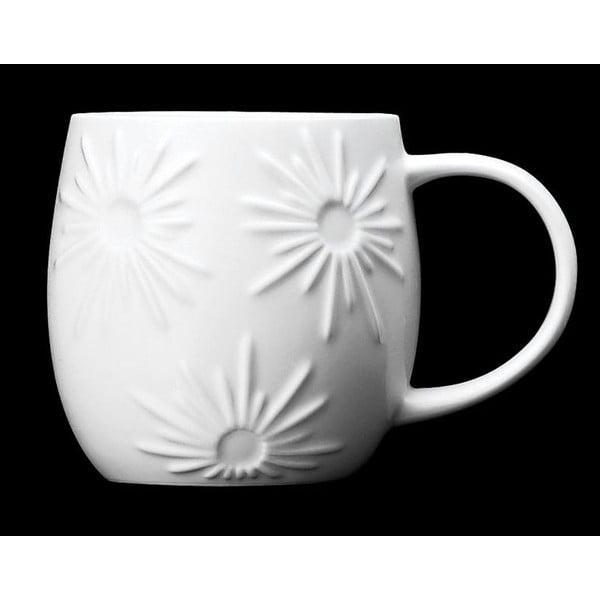 Kubek z angielskiej porcelany Plum Star