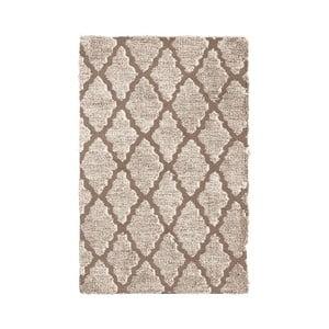 Beżowy dywan Ixia Harmony, 60x90 cm