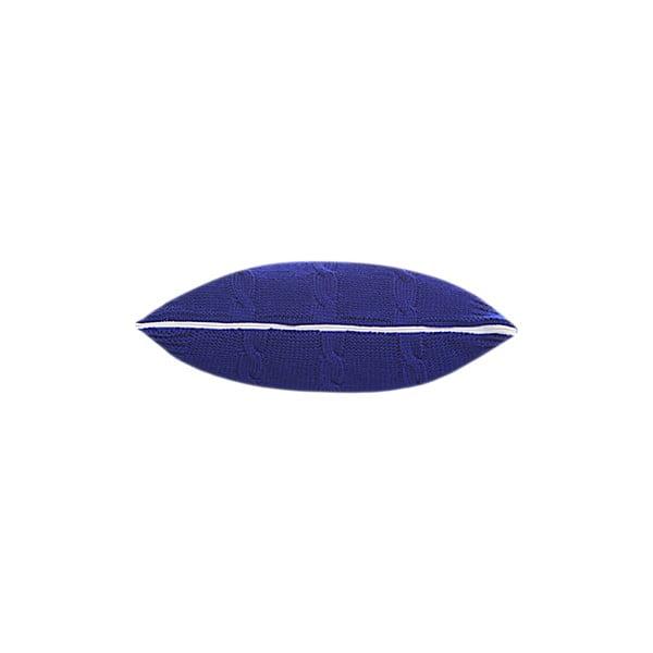 Poduszka Fancy Sax Blue, 43x43 cm, niebieska