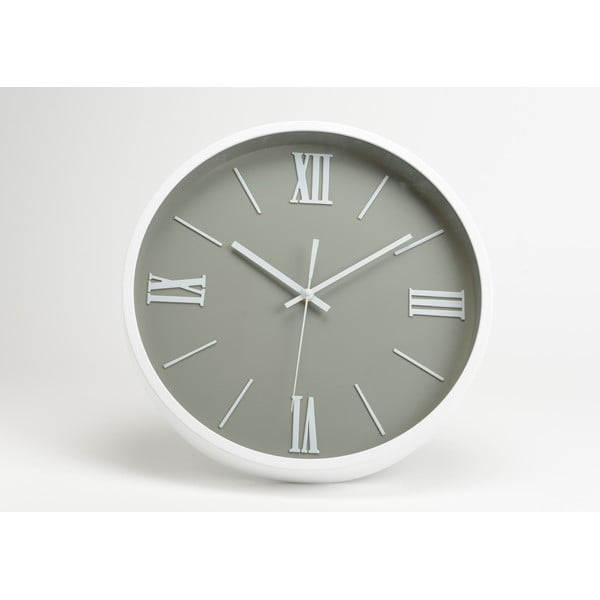 Zegar Modern Grey, 36 cm