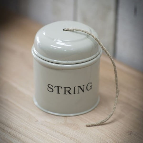 Puszka na sznurek String Beige