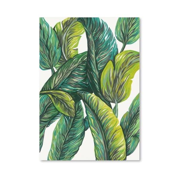 Plakat Tropical 4