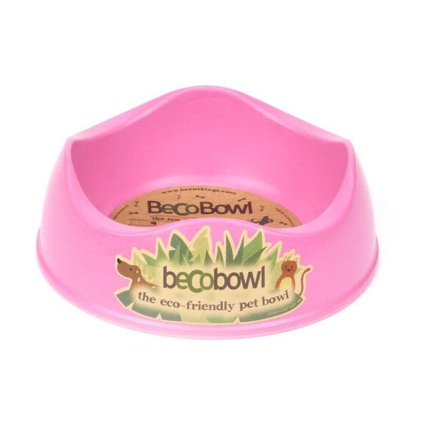 Miska dla psa/kota Beco Bowl 17 cm, różowa