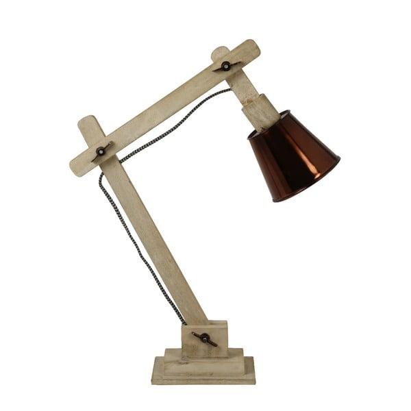 Lampka stołowa Izar Copper