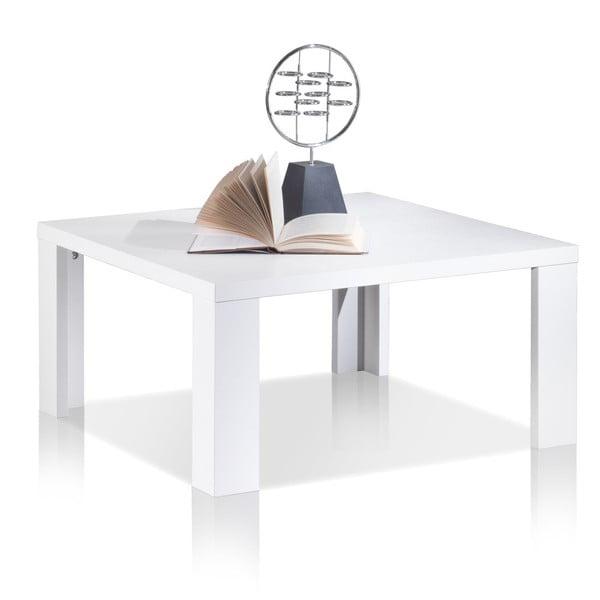 Stolik kawowy Coffee Table 70x70cm, biały