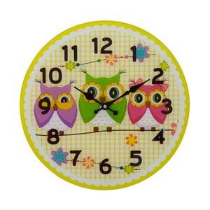 Zegar ścienny Mauro Ferretti Owls