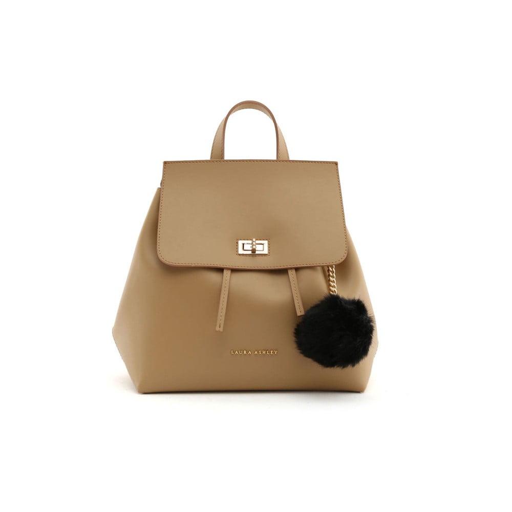 0e3aab8eee702 Jasnobrązowy plecak Laura Ashley Hoxton