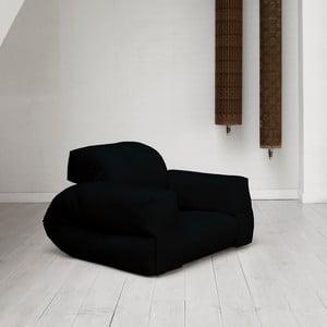 Fotel rozkładany Karup Hippo Black