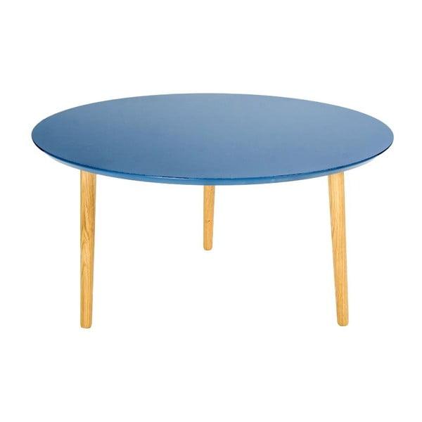 Stolik Blow Blue 80 x 40 cm