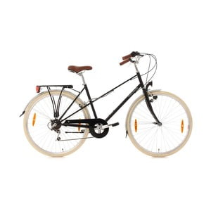 Damski rower City Bike Marseille Black, 28""