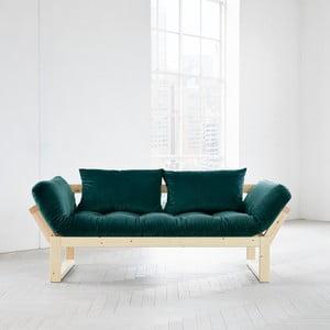 Wielofunkcyjna sofa Karup Edge Natural/Velvet Botella