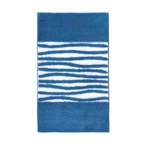 Dywanik łazienkowy Morgan Denim Blue, 60x100 cm