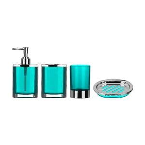 Zestaw łazienkowy Blue Chromino