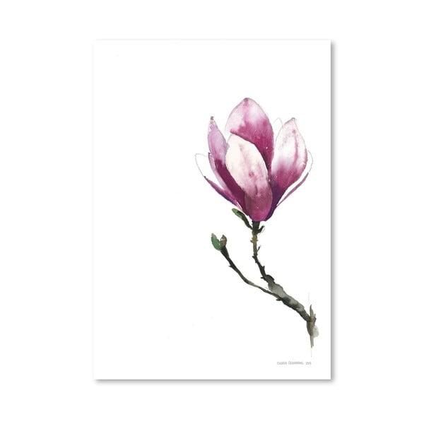Plakat Magnolia II, 30x42 cm