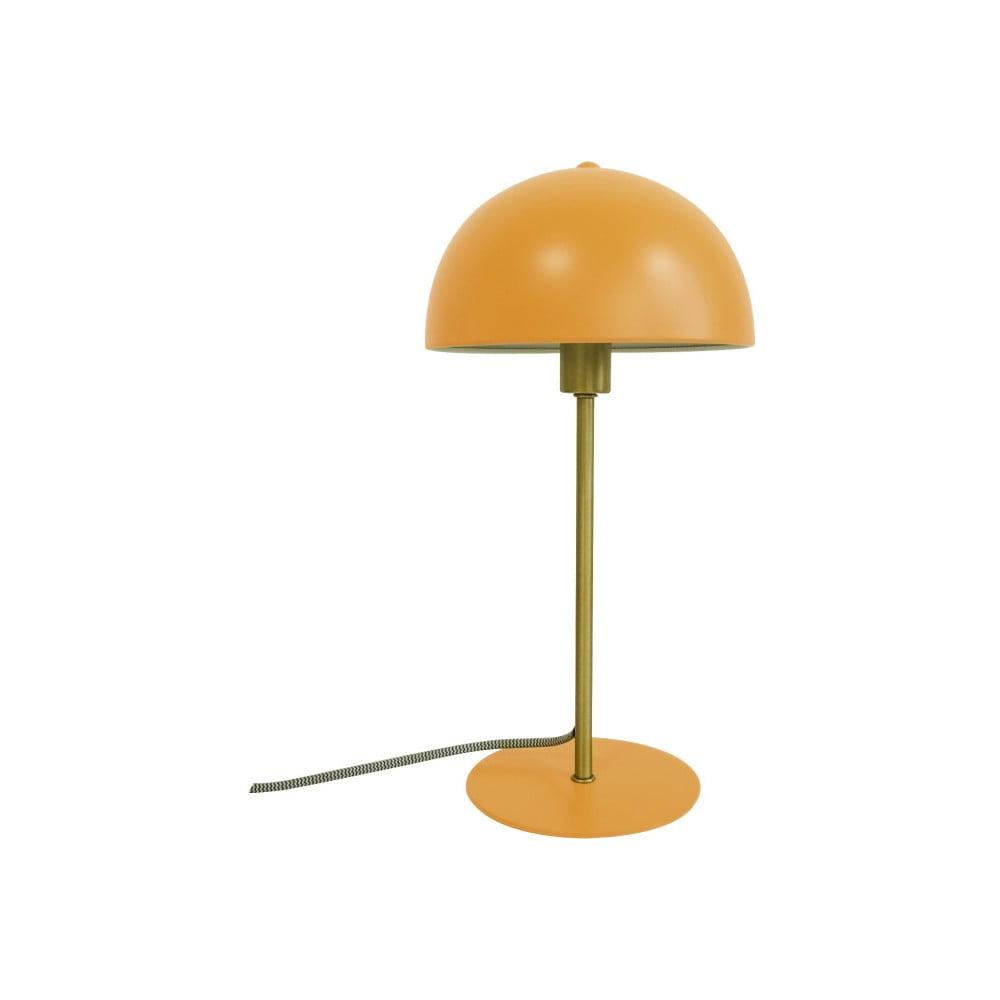 Żółta lampa stołowa Leitmotiv Bonnet