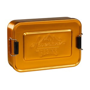 Śniadaniówka Gentlemen's Hardware Gold Tin