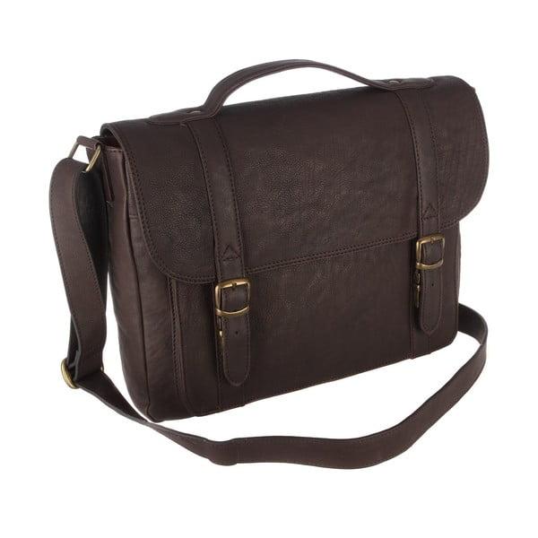 Skórzana torba Newton Espresso