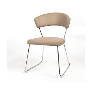 Krzesło Bacco, beżowe