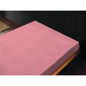Prześcieradło Liso Rosa, 240x260 cm
