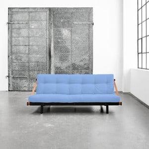 Wielofunkcyjna sofa Karup Jump Black/Blue Breeze