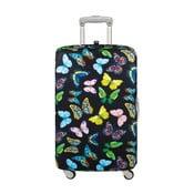 Pokrowiec na walizkę LOQI Butterflies