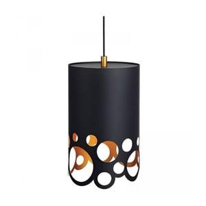 Lampa Bubbles, czarna