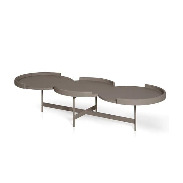Beżowy stolik E-klipse AL2
