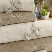 Komplet 4 ręczników Pierre Cardin Olivia, 50x90i 85x150 cm