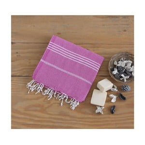 Ręcznik hammam Sultan Pink, 100x180 cm