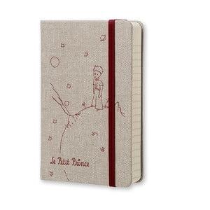Notatnik dzienny Moleskine Le Petit Prince, 9x14 cm