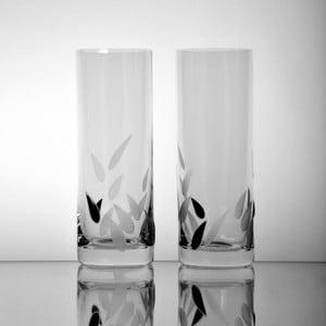 Szklanki Krople deszczu, 340 ml, 2 szt.