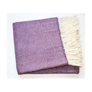 Koc Zen Purple, 140x180 cm