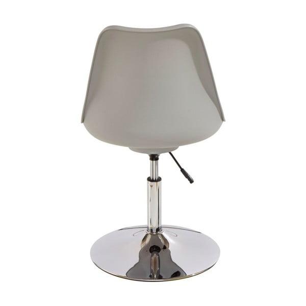 Zestaw 2 szarych krzeseł Støraa Sailor