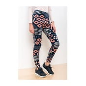 Kolorowe leginsy Lull Loungewear Gamechangers, rozmiar M
