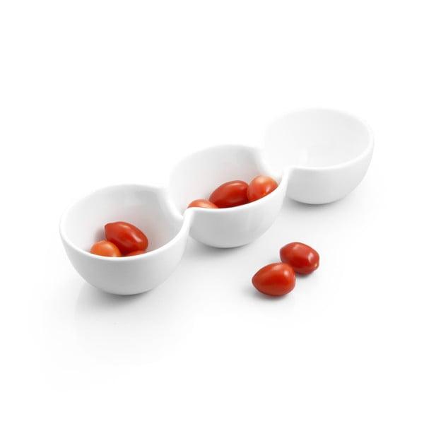 Miska do serwowania Vialli Design 3in1