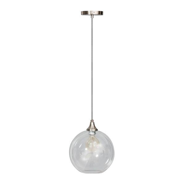 Biała lampa wisząca ETH Calvello Single