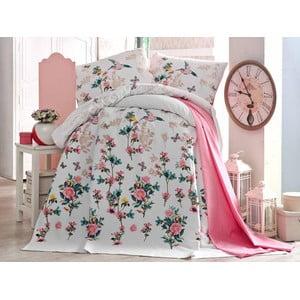 Lekka narzuta na łóżko Boston Garden, 200x235cm