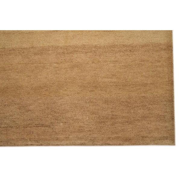 Dywan wełniany Baku Stripe Beige, 140x200 cm