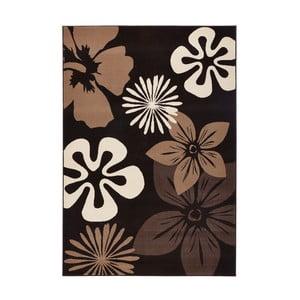 Dywan Hanse Home Gloria Flower Brownie, 80x150 cm