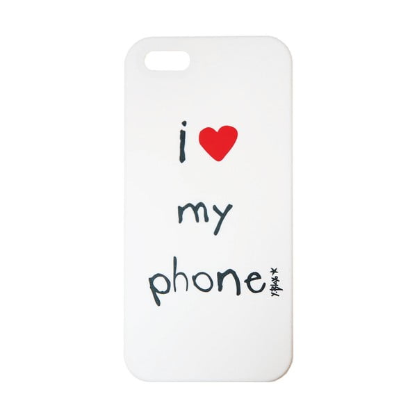 Etui na iPhone 5 I Love My Phone