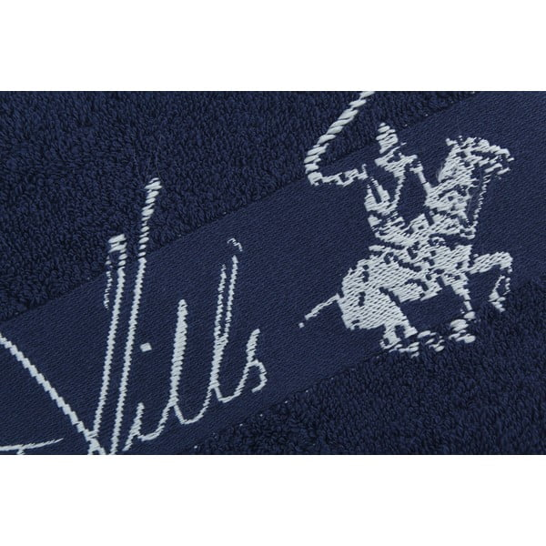 Ręcznik bawełniany BHPC 50x100 cm, morski