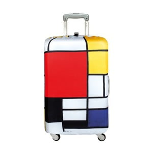 Pokrowiec na walizkę LOQI Composition