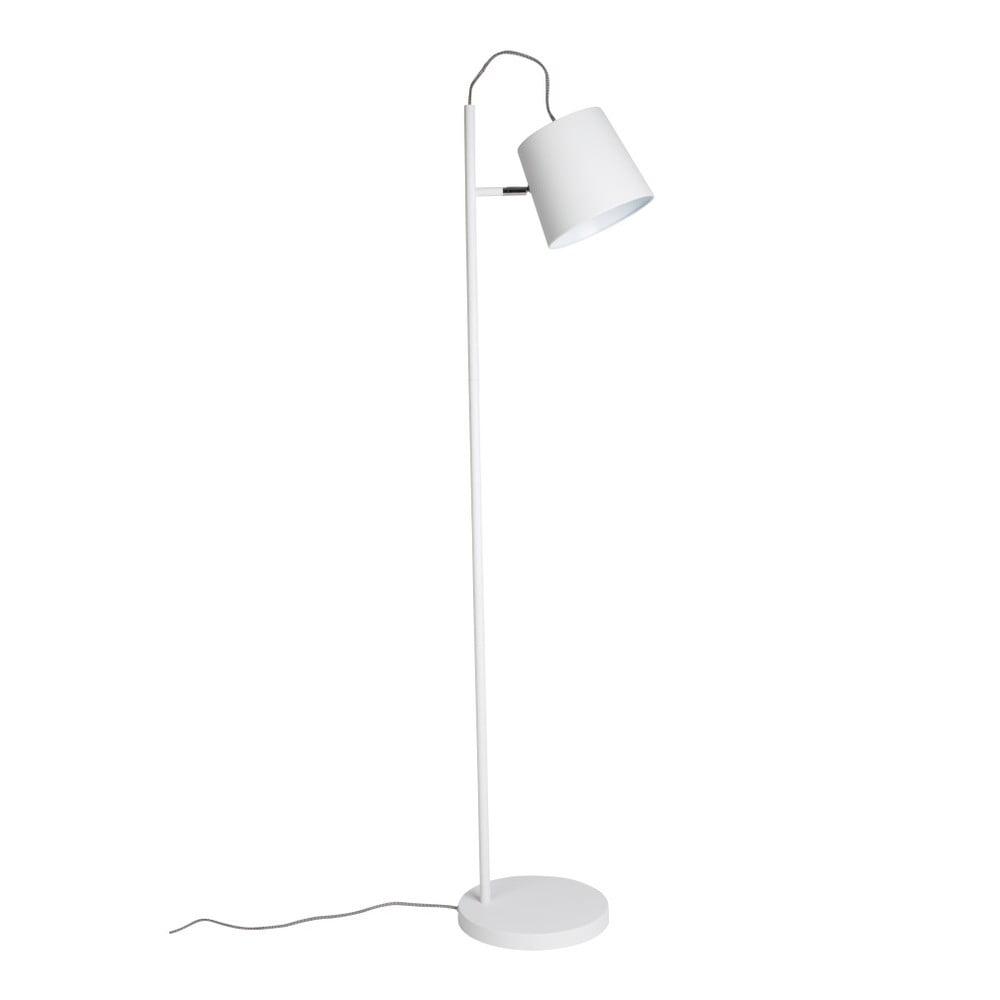 Biała lampa stojąca Zuiver Buckle Head
