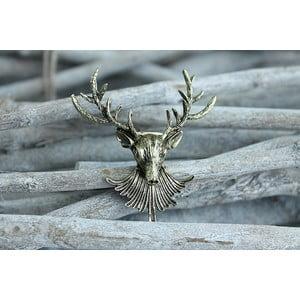 Broszka Bronze Deer