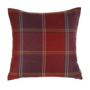 Poszewka na poduszkę Apolena Check, czerwona