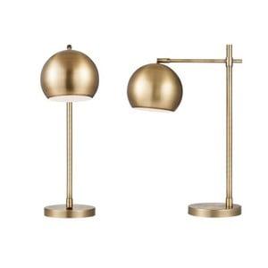 Lampa stołowa Globe Metal/Vintage