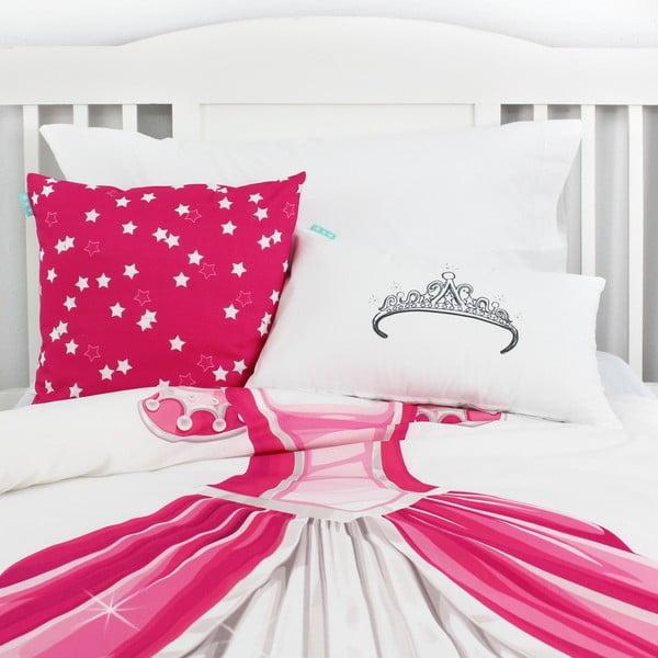 Dwustronna poszewka na poduszkę Baleno My Princess, 50 x 30 cm